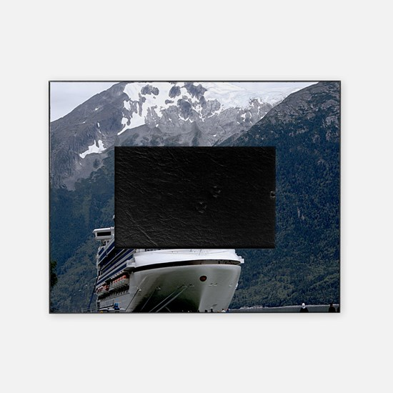 Cruise Alaska Picture Frame