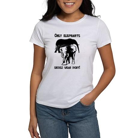 Only Elephants! T-Shirt