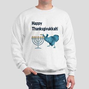 Happy Thanksgivukkah Sweatshirt