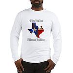 Long Sleeve Mess T-Shirt