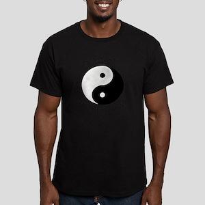 Namaste Motherfucker 4 Men's Fitted T-Shirt (dark)