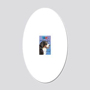 berner-slider1 20x12 Oval Wall Decal