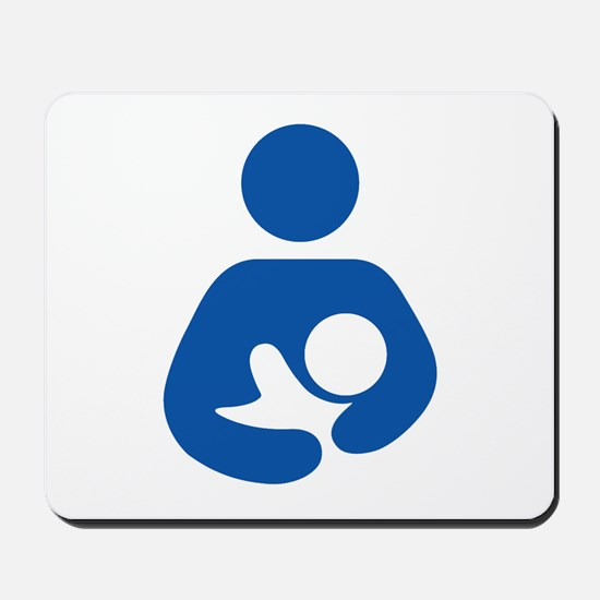 International Breastfeeding Mousepad