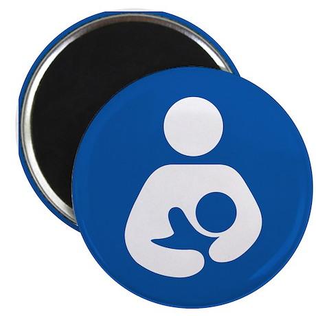 "International Breastfeeding 2.25"" Magnet 10 pack"