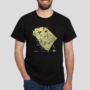 W-CRBL_DAL-TX_LM-WH_1 Dark T-Shirt