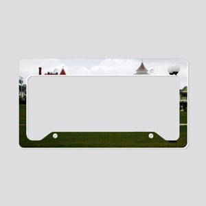 Jan2012 License Plate Holder