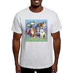 Cats Gone Wild Light T-Shirt