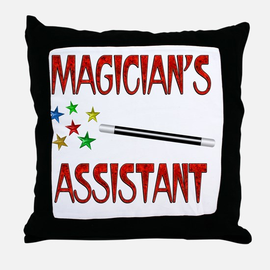 magAssist Throw Pillow
