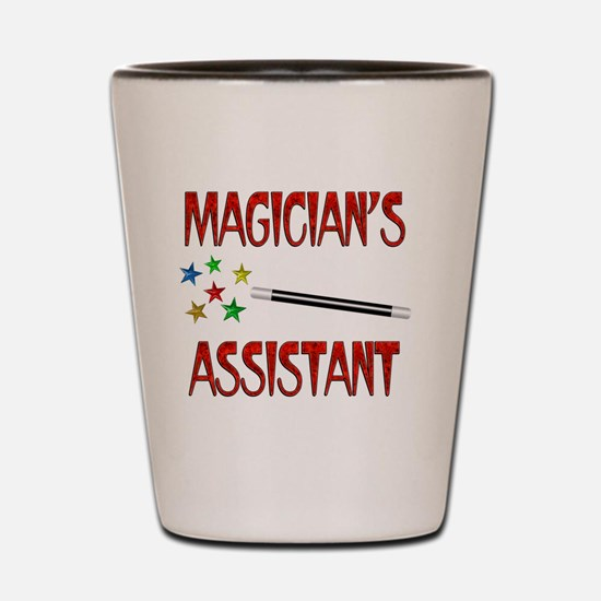 magAssist Shot Glass