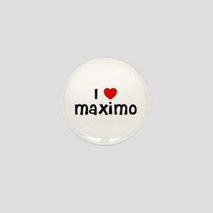 I * Maximo Mini Button