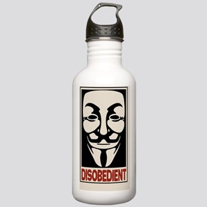 disobedient-STKR Stainless Water Bottle 1.0L