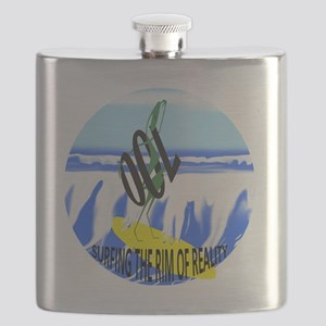 Cafe Surfing OOL Flask