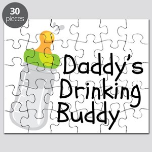 Daddys Drinking Buddy Puzzle