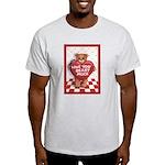 Love You Beary Much Light T-Shirt