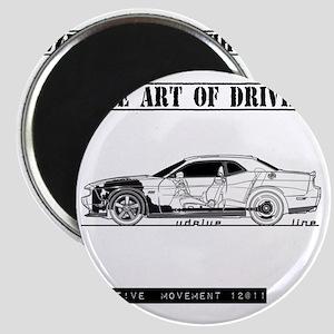 car drive auto race dc Magnet