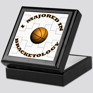 Major-Bracketology Keepsake Box