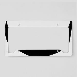 beard License Plate Holder