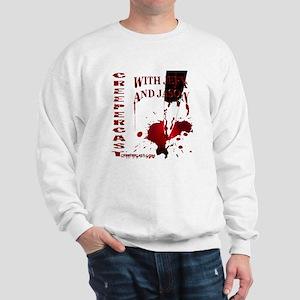 creepercast 1200 transparent Sweatshirt