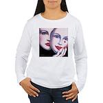 Unmasked Women's Long Sleeve T-Shirt