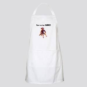 Show Me The Monkey BBQ Apron