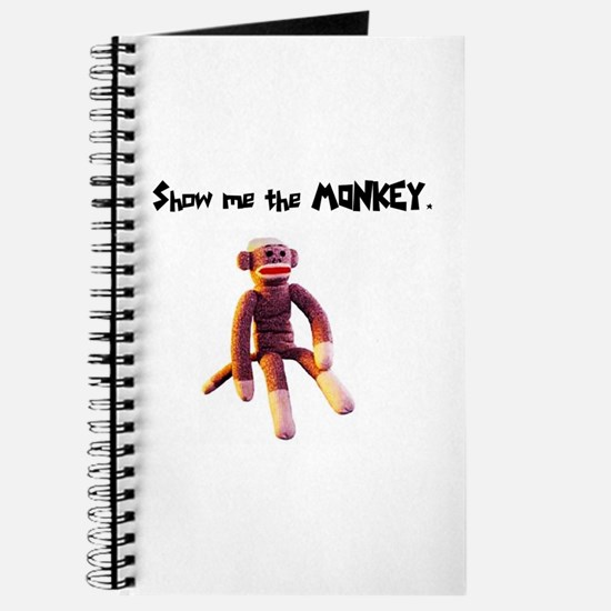 Show Me The Monkey Journal