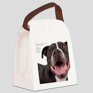 ubacal2 Canvas Lunch Bag