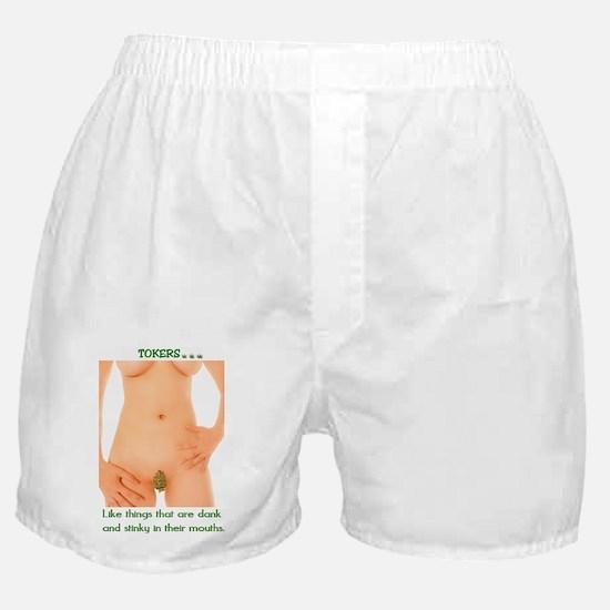 tokers. trans. Boxer Shorts