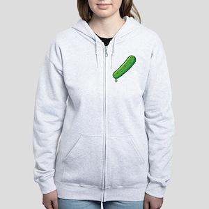 pickle Women's Zip Hoodie