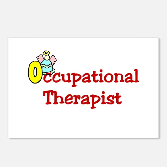 Occupational Therapist Postcards (Package of 8)