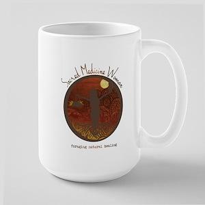 Sacred Medicine Woman Mugs