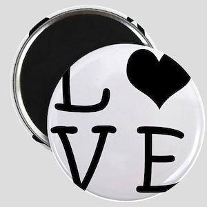 valentines day love 3 Magnet