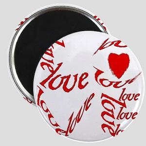 valentines day love Magnet