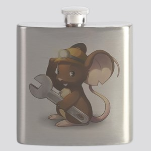 Mouse Maintenance Flask