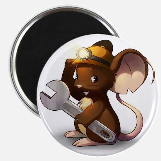 Mouse Maintenance Magnet