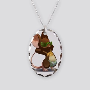 Transformice Sexy Necklace Oval Charm