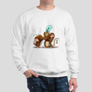 Kiss the Shaman Sweatshirt