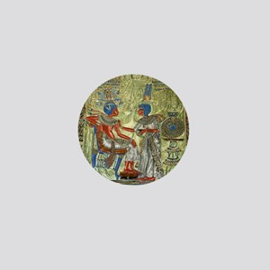 Tutankhamons Throne Mini Button