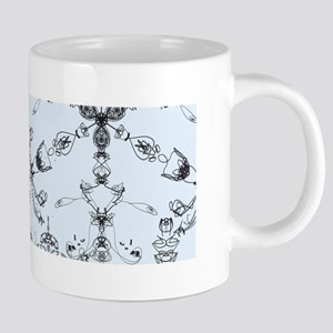 Winter Snow Mugs