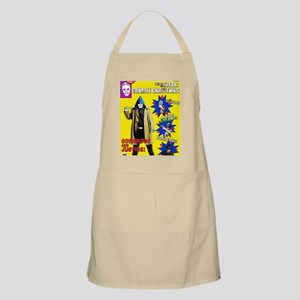 Corndog and Justice for shirt Apron