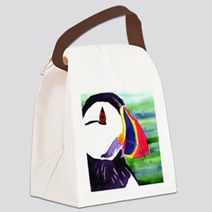 big bill Canvas Lunch Bag