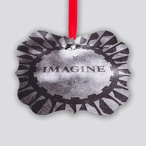 Imagine Picture Ornament