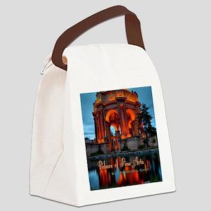 Palace Mousepad Canvas Lunch Bag