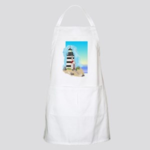 Lighthouse Journal Cover Apron