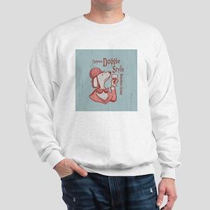 doggy-style-BUT Sweatshirt