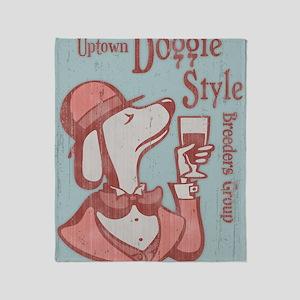 doggy-style-LG Throw Blanket