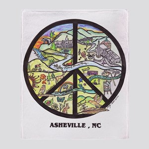cafe press final draft Throw Blanket