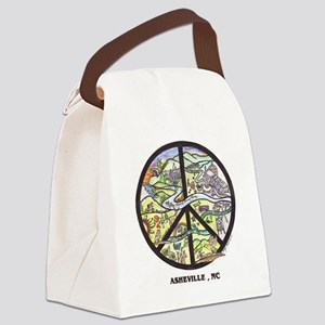 cafe press final draft Canvas Lunch Bag