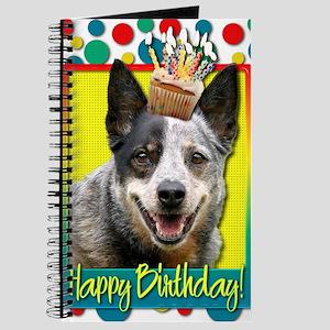 BirthdayCupcakeAustralianCattleDog Journal