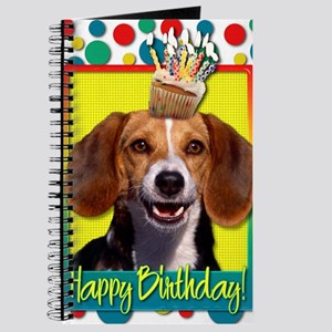 BirthdayCupcakeBeagle Journal