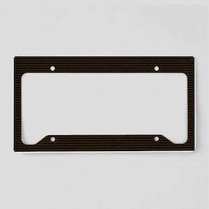 oishiilaptopskin License Plate Holder
